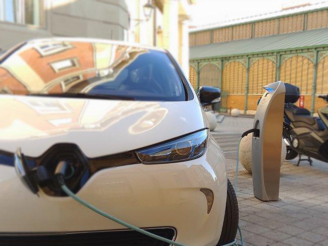 MOvilidad electrica, coches electricos