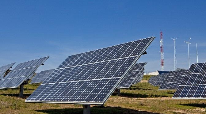 Nuevos Proyectos de Construcción de Plantas fotovoltaicas durante el año 2019