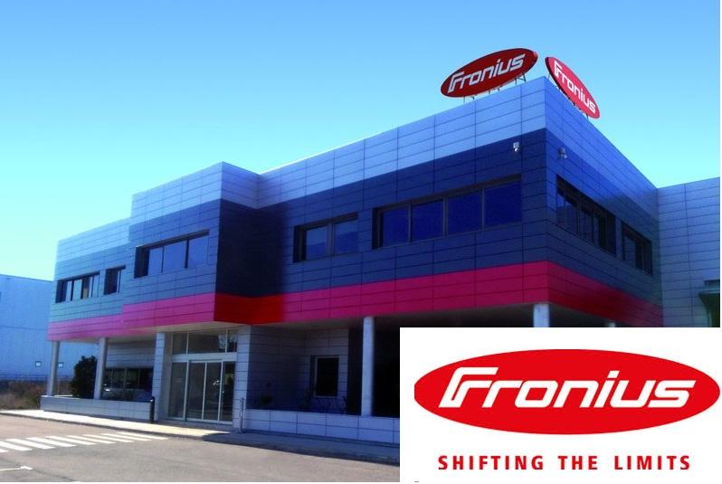 Renovación de acuerdo de Colaboración con FRONIUS