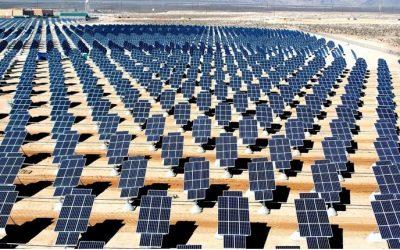Servicio de Mantenimiento Integral Huertos Solares